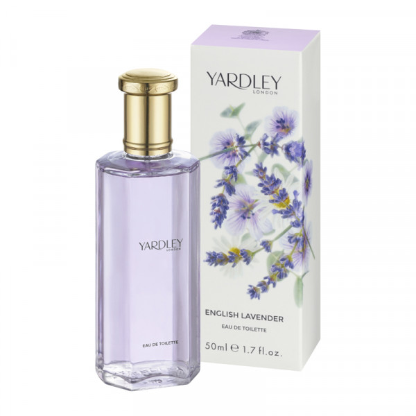 Yardley London Eau de Toilette English Lavender 50ml