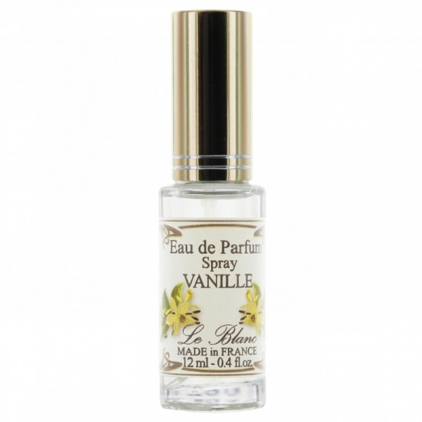 Le Blanc Eau de Parfum Vanille 12ml