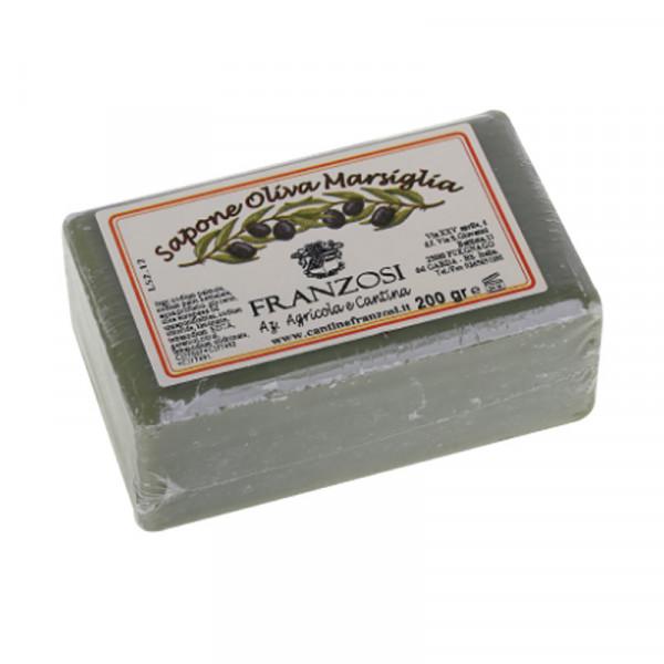Cantine Franzosi Marseille Seife aus reinem Olivenöl 200g