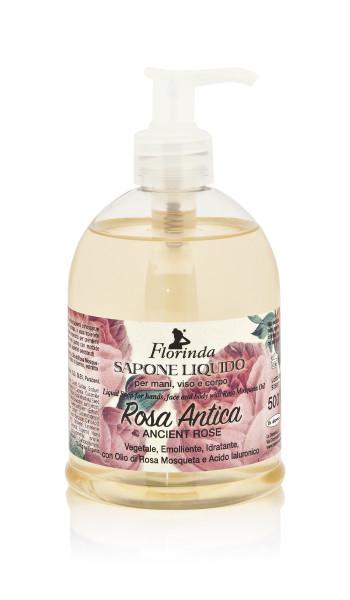 Florinda Flüssigseife Rosa Antica 500ml