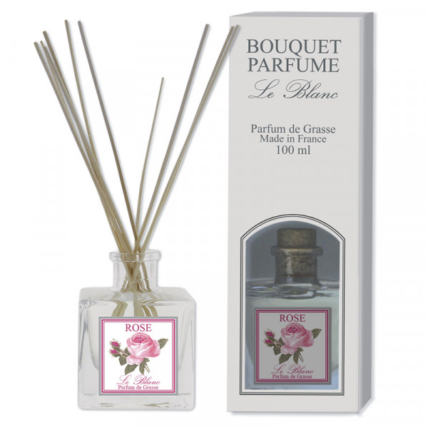 Le Blanc Raumduft Diffuser Rose 100ml