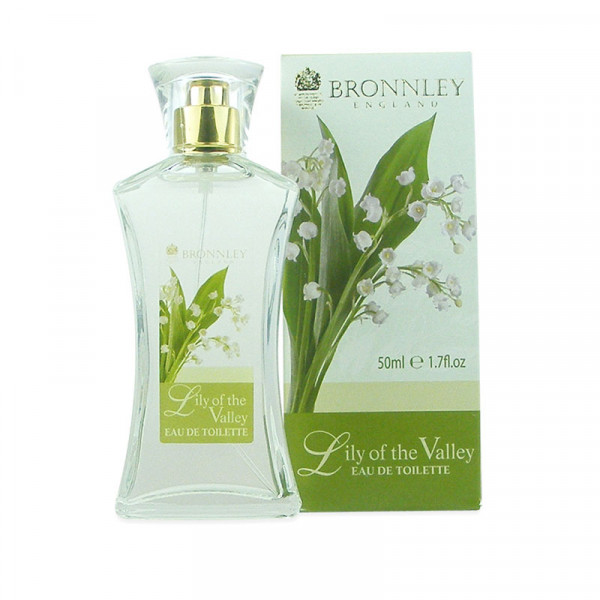 Bronnley Eau de Toilette Lily of the Valley 50ml