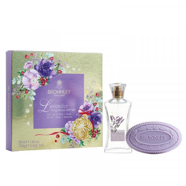 Bronnley Geschenkset Lavender