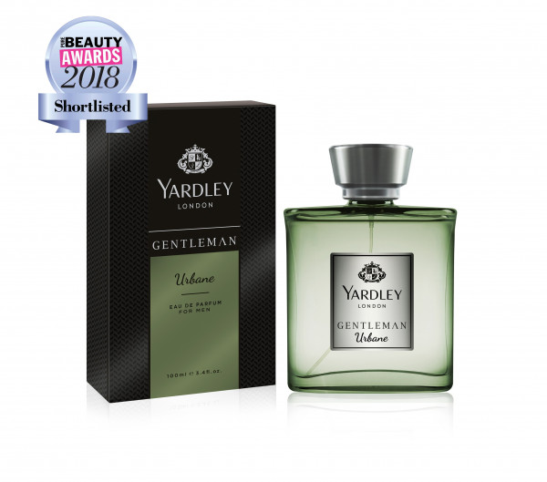 Yardley London Gentleman Eau de Toilette Urbane 100ml