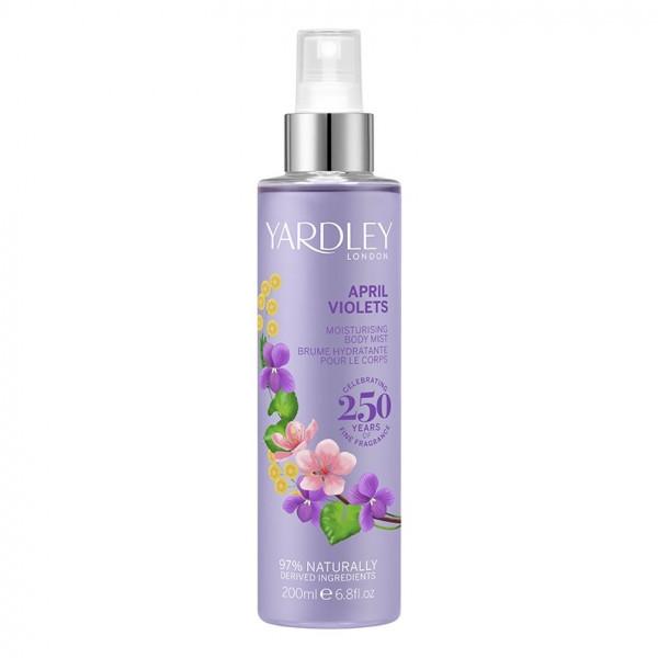 Yardley London Körperspray April Violets 200ml