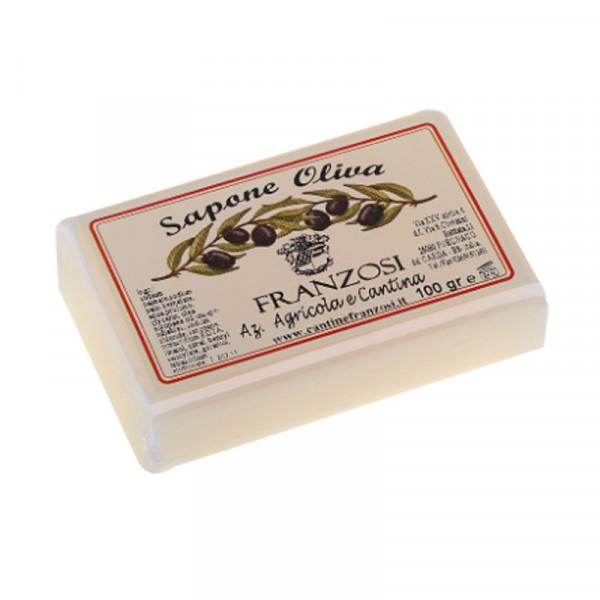 Cantine Franzosi Seife aus reinem Olivenöl 100g