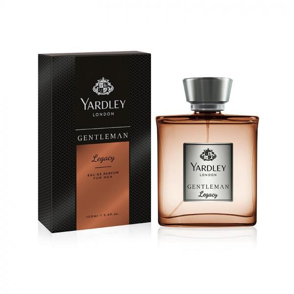 Yardley London Gentleman Eau de Parfum Legacy 100ml
