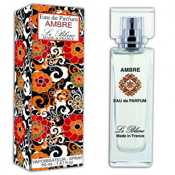 Le Blanc Eau de Parfum Amber 47ml