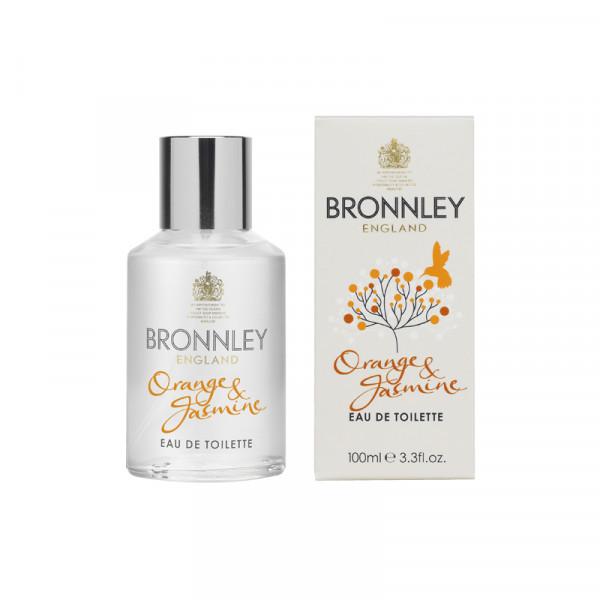 Bronnley Eau de Toilette Orange & Jasmine 100ml