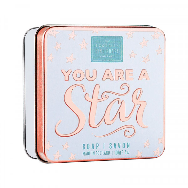 Scottish Fine Soaps Seife You are a Star in Dose 100g