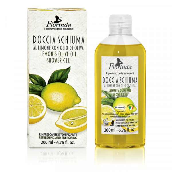 Florinda Duschgel Limone 200ml