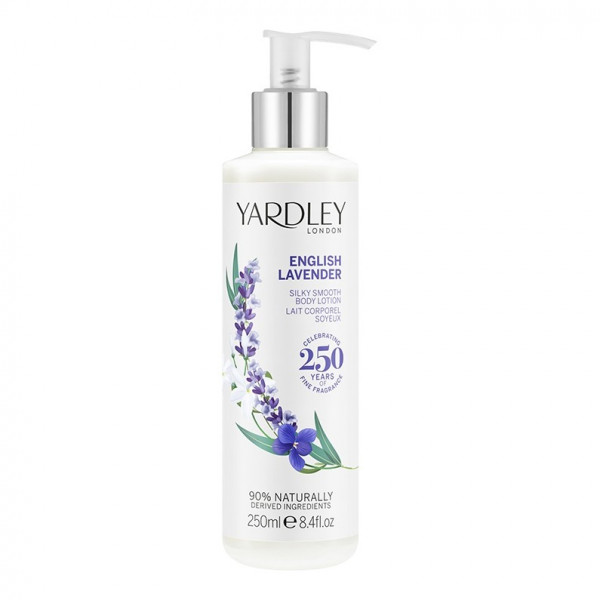 Yardley London Körperlotion English Lavender 250ml