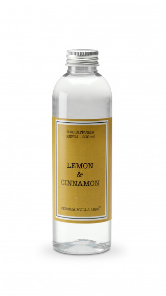 Cereria Mollá 1899 Diffuser Refill Lemon & Cinnamon 200ml