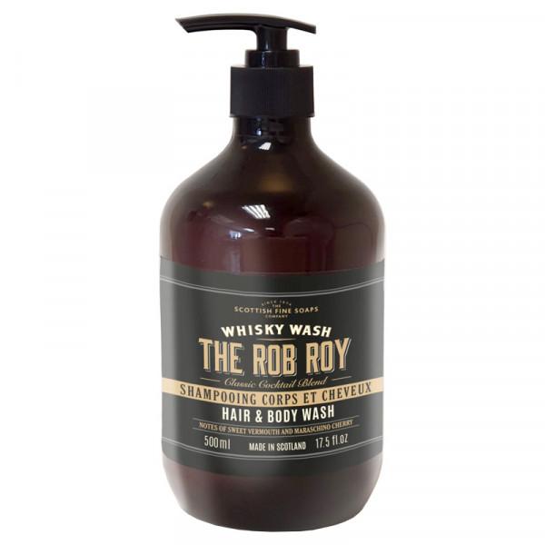 Scottish Fine Soaps Waschlotion The Rob Roy Whisky 500ml