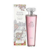 Woods of Windsor Eau de Toilette Granatapfel & Hibiskus 100ml