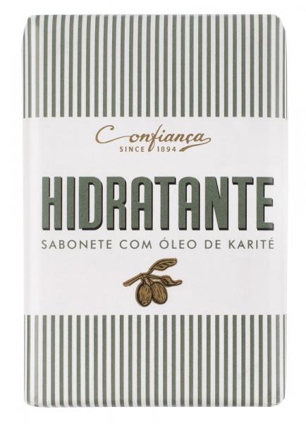 Confianca 1894 Hydratisierende Seife mit Shea-Öl 100g
