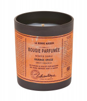 Lothantique Duftkerze Spicy Orange 160g