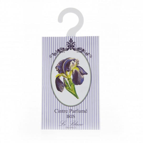 Le Blanc Duftsachet-Aufhänger Iris 8g