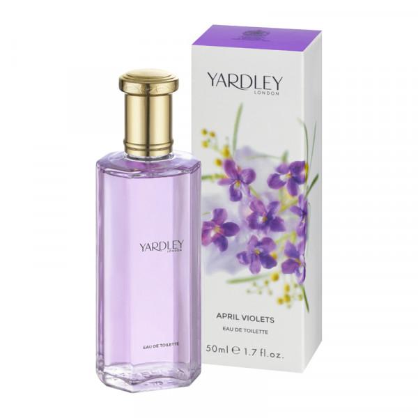 Yardley London Eau de Toilette April Violets 50ml