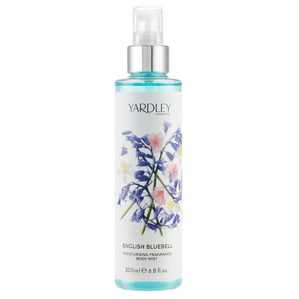 Yardley London Körperspray English Bluebell 200ml