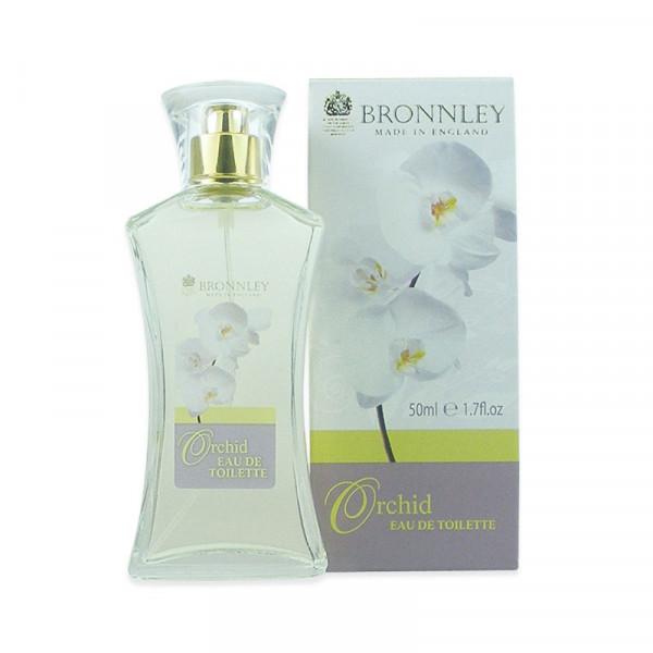 Bronnley Eau de Toilette Orchid 50ml