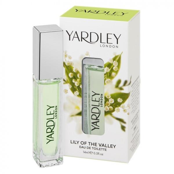 Yardley London Eau de Toilette Lily of the Valley 14ml