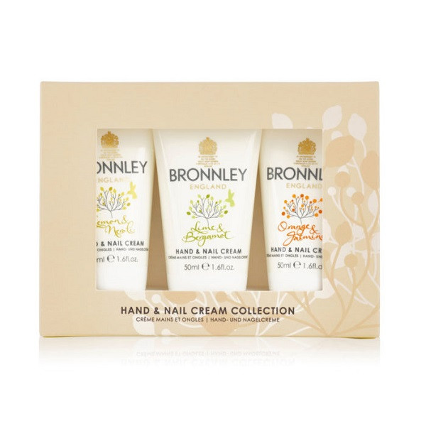 Bronnley Citrus Hand- & Nagelcreme Collection