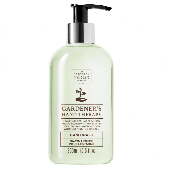 Scottish Fine Soaps Flüssigseife Gardener's Hand Therapy 300ml