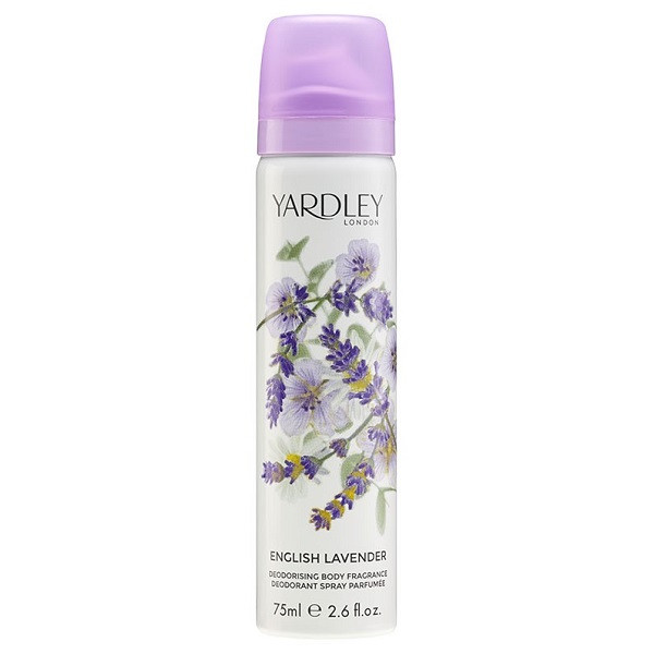 Yardley London Deospray English Lavender 75ml