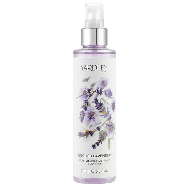 Yardley London Körperspray English Lavender 200ml