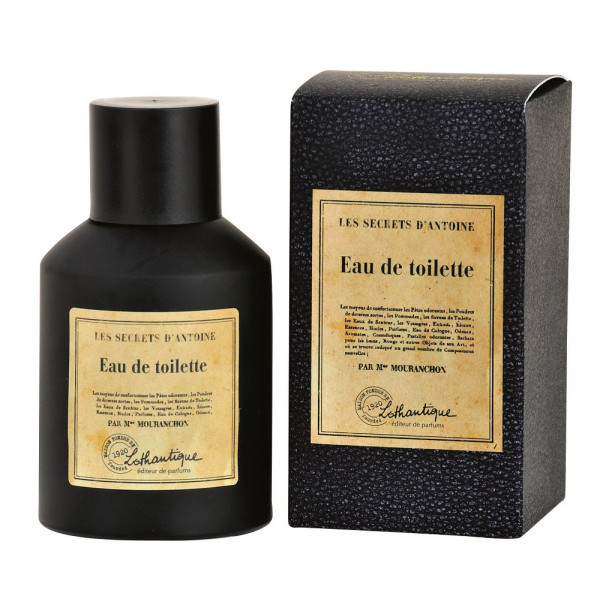 Lothantique Eau de Toilette Les Secrets d'Antoine 100ml - OHNE VERPACKUNG