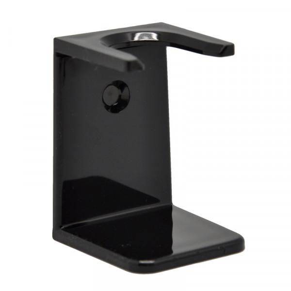P&P Accessoires Rasierpinselhalter in schwarz
