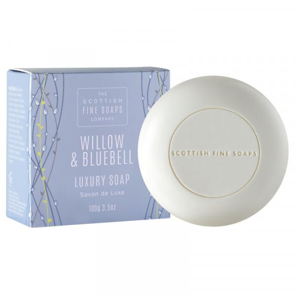 Scottish Fine Soaps Seife Willow & Bluebell 100g