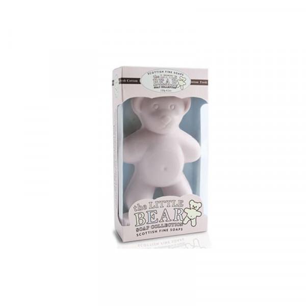 Scottish Fine Soaps kleiner Bär Seife pink 120g