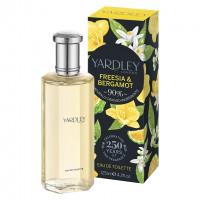 Yardley London Eau de Toilette Freesia & Bergamot 125ml