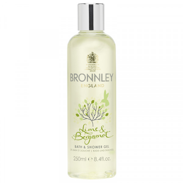 Bronnley Duschgel Lime & Bergamot 250ml