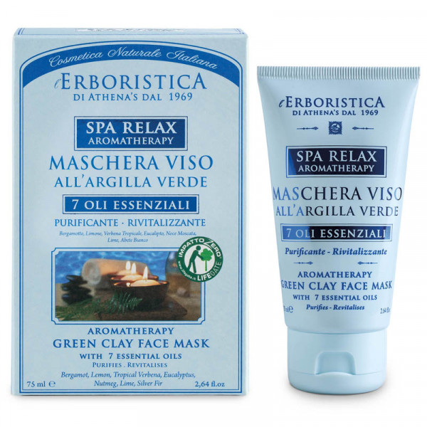 Athena's Gesichtsmaske Spa Relax Aromatherapy 75ml