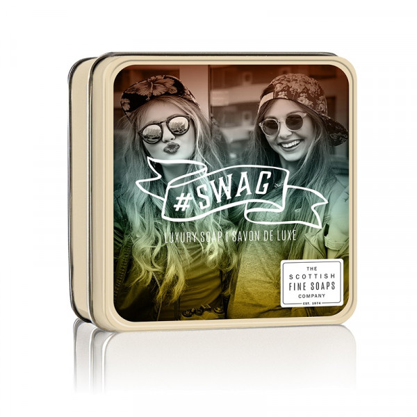 Scottish Fine Soaps Seife #swag in Dose 100g