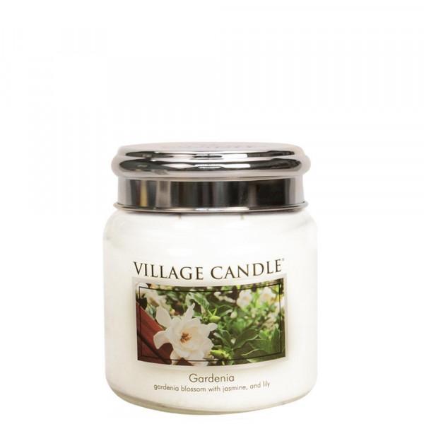 Village Candle Duftkerze Gardenia im Glas 411g