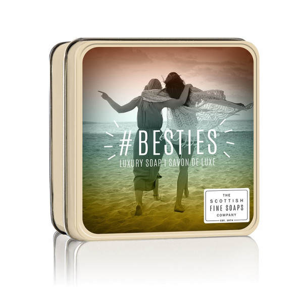 Scottish Fine Soaps Seife #besties in Dose 100g