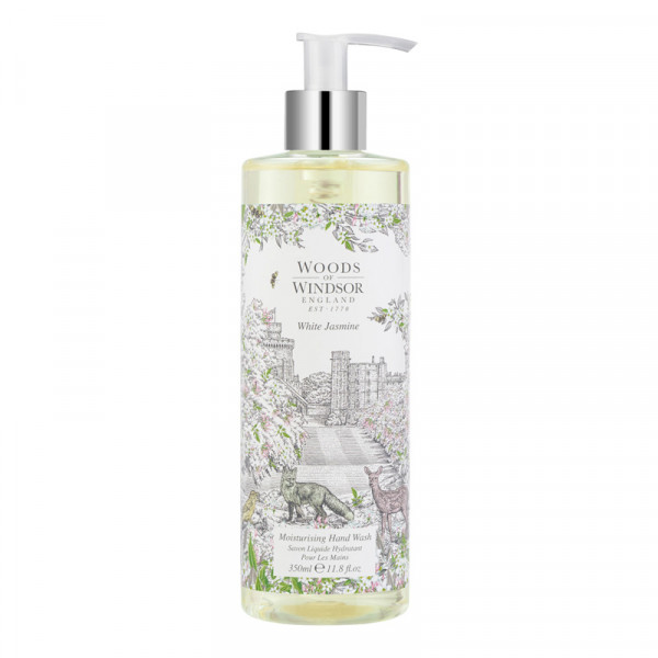 Woods of Windsor Flüssigseife White Jasmine 350ml