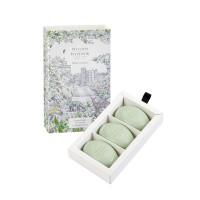 Woods of Windsor Gästeseifen Weiße Jasmin 3 x 60g