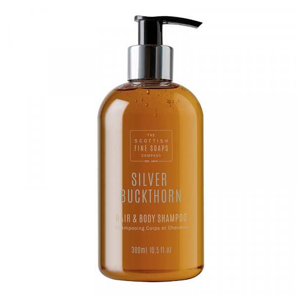Scottish Fine Soaps 2in1 Shampoo Silver Buckthorn 300ml