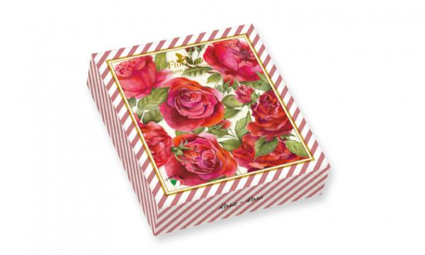 Florinda Geschenkset Seife & Duftsachets Rosa