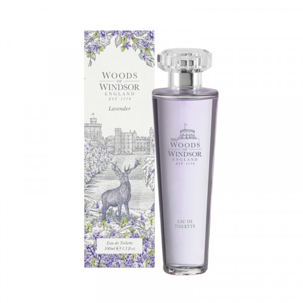 Woods of Windsor Eau de Toilette Lavendel 100ml