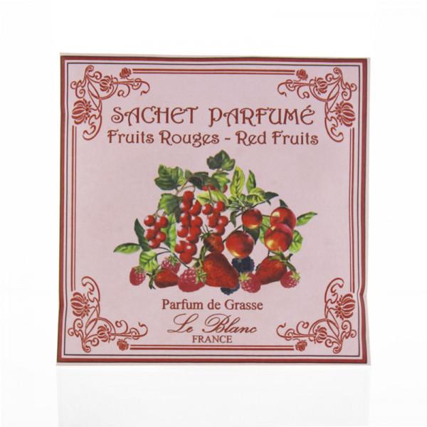 Le Blanc Duftsachet Rote Früchte 8g