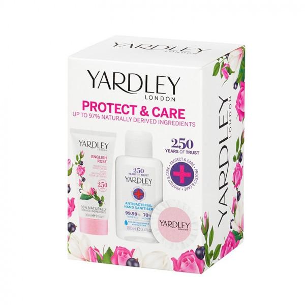 Yardley London Hygiene- & Pflegeset English Rose