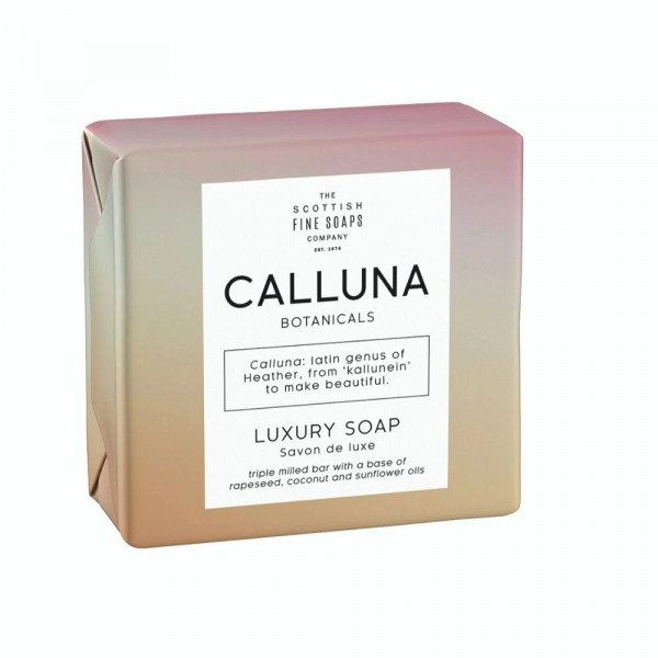 Scottish Fine Soaps Luxusseife Calluna Botanicals 100g