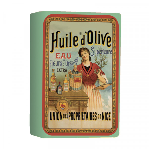 Le Blanc Naturseife Olivenöl 100g