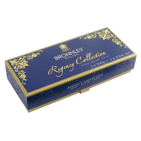 Bronnley Gästeseifen Regency Collection 3 x 100g